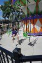 Camper on yoyo ride at seabreeze