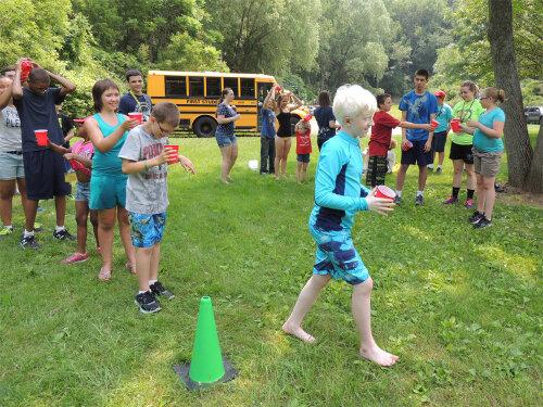 Fun Camp Activities